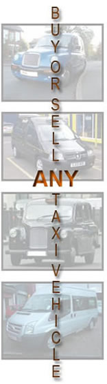 TAXIS FOR SALE OR SELL A TAXI